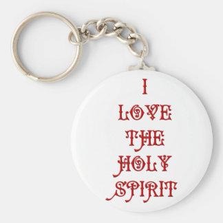 I love the Holy Spirit Keychain