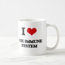 I Love The Immune System Coffee Mug