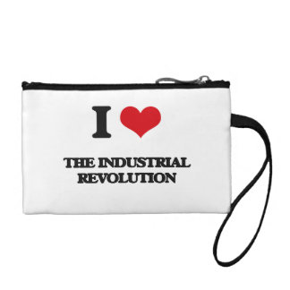 I love The Industrial Revolution Coin Wallet