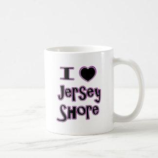 I love the jersey shore coffee mug