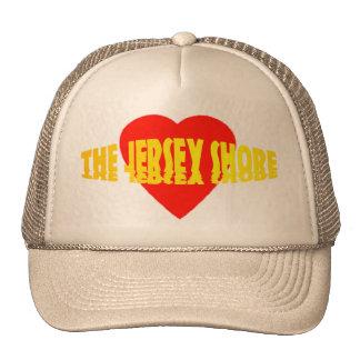 I Love The Jersey Shore Trucker Hat
