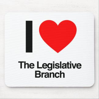 i love the legislative branch mouse pad