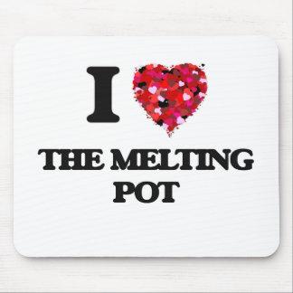 I love The Melting Pot Mouse Pad