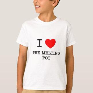 I Love The Melting Pot T-Shirt
