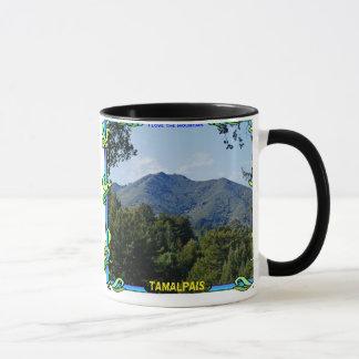 I Love the Mountain Mug