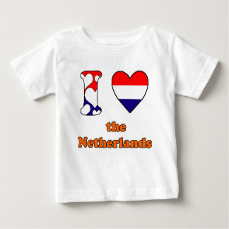 I love the Netherlands Baby T-Shirt