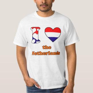 I love the Netherlands T-Shirt