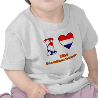 I love the Netherlands Tees