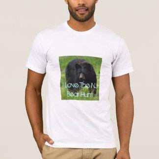I Love The NJ Bear Hunt T-Shirt