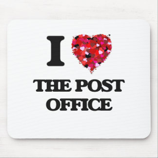 I love The Post Office Mouse Pad