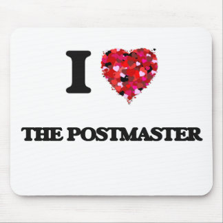 I love The Postmaster Mouse Pad