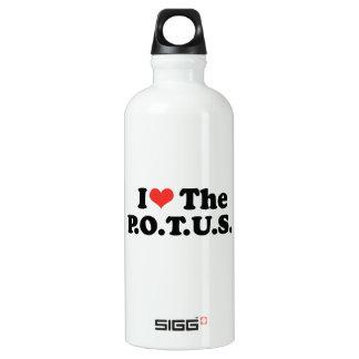 I LOVE THE POTUS - .png SIGG Traveler 0.6L Water Bottle