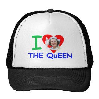 I love the Queen - Queen Elizabeth II Trucker Hat