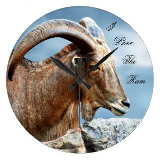 I love the Ram 2015 Large Clock