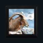 """I love the Ram Gift Box<br><div class=""""desc"""">This image of the Ram and the words I love you Ram are dedicated to the greatest enlightened teacher and teachings of all time,  namely Ramtha The Enlightened One.  2015 is also the Chinese Astrological Year of The Ram.</div>"""