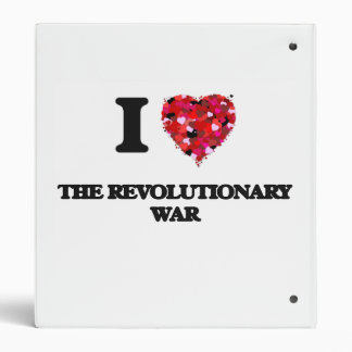 I love The Revolutionary War Binder