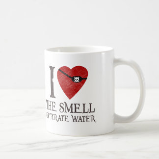I Love The Smell of Pirate Water Mug