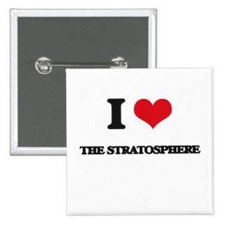 I love The Stratosphere 2 Inch Square Button