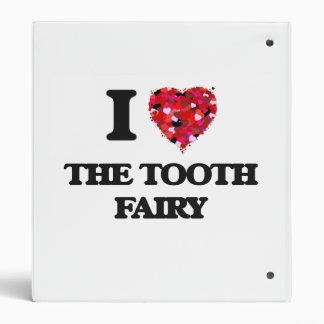 I love The Tooth Fairy Vinyl Binder