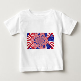 I Love The United States Baby T-Shirt