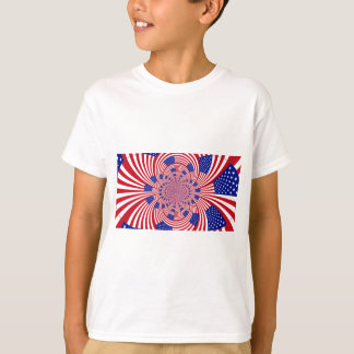 I Love The United States T-Shirt