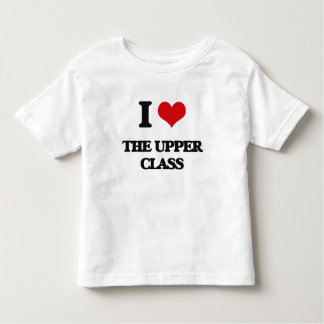 I love The Upper Class T Shirts