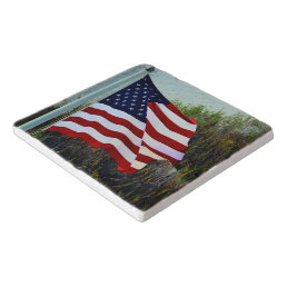 I love the USA Flag Trivet