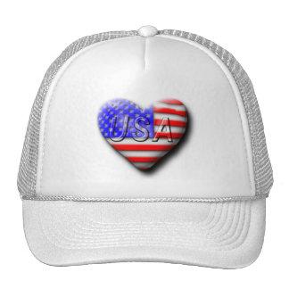 I love The USA Trucker Hat