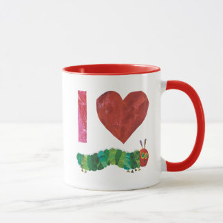 I Love The Very Hungry Caterpillar Mug