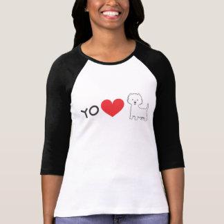 I love the westies t shirt