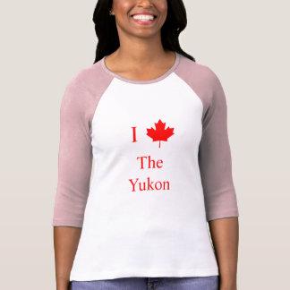 I Love The Yukon T-Shirt
