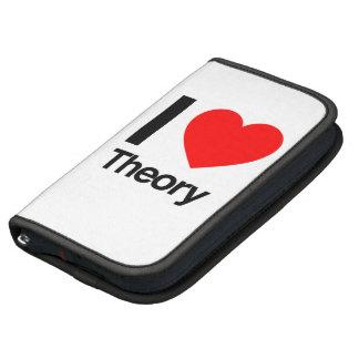 i love theory folio planner