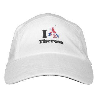 I Love Theresa - GBR - -  Headsweats Hat