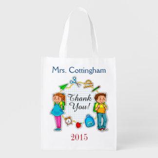 I LOVE THESE Bags - Teacher / Anyone Tote - SRF Market Totes