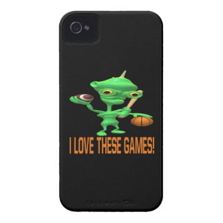 I Love These Games Case-Mate iPhone 4 Cases