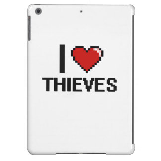 I love Thieves Cover For iPad Air