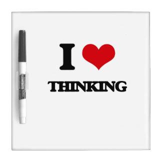 I love Thinking Dry Erase Board