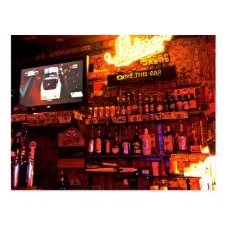 I Love This Bar Postcard