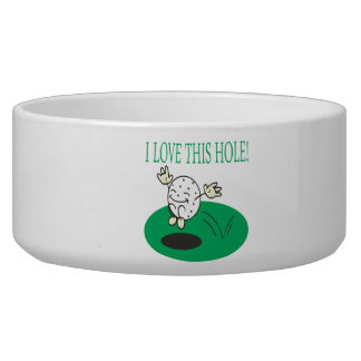 I Love This Hole Bowl