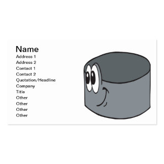 I Love This Pucking Game Business Card Template