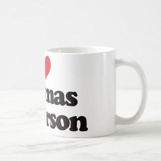 I Love Thomas Jefferson Coffee Mug