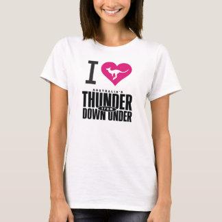 I Love Thunder T-Shirt