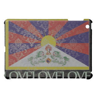 I love Tibet Cool iPad Mini Covers