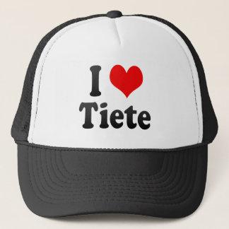 I Love Tiete, Brazil. Eu Amo O Tiete, Brazil Trucker Hat