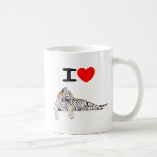 I love Tigers for light Coffee Mug