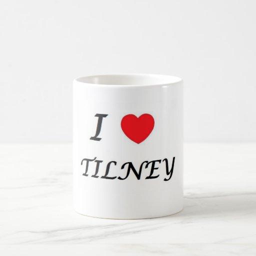 I love Tilney Coffee Mugs