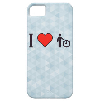 I Love Time Management iPhone SE/5/5s Case