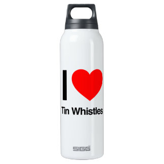 i love tinwhistles 16 oz insulated SIGG thermos water bottle