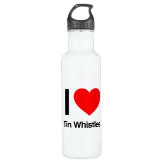 i love tinwhistles 24oz water bottle