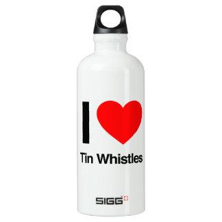 i love tinwhistles SIGG traveler 0.6L water bottle